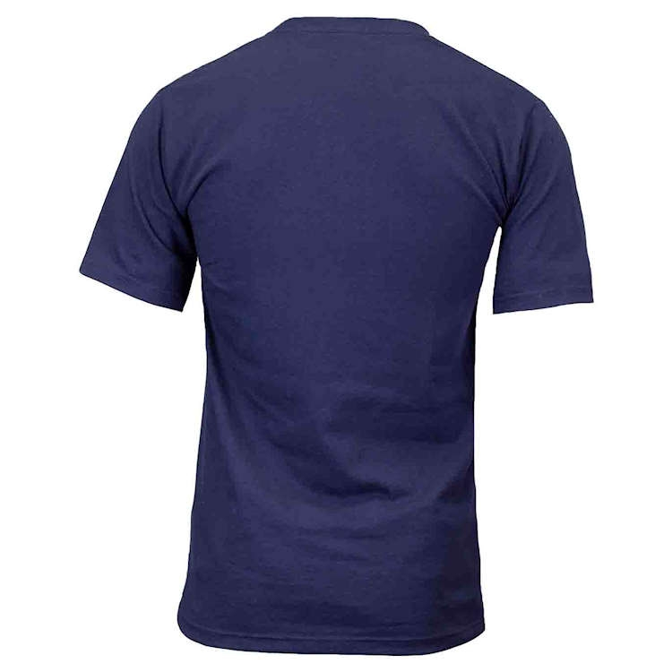 Union Line 6.2 oz. Short Sleeve Tee Shirt with Pocket