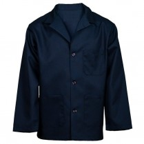 Universal Overall Lapel Counter Coat