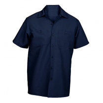 Universal Overall 65% Polyester/35% Cotton Short Sleeve Shirt