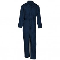 Universal Overall 100% Cotton Button Front Coverall