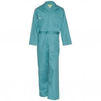 Universal Overall Indura Flame Resistant Snap Front Coverall HRC2