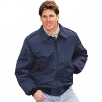 United Pioneer 27-in Deluxe Dual Collar Tanker Bomber Jacket