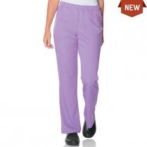 Urbane Women's Alexis Comfort Elastic Waist Pant