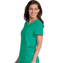 "Urbane ""Sophie"" Crossover Tunic"