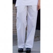 Uncommon Threads Classic Baggy Chef Pant with 3-inch Elastic Waist