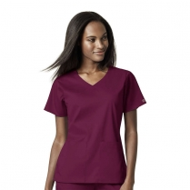 WonderWink PRO Women's 4 Pocket Wrap Top