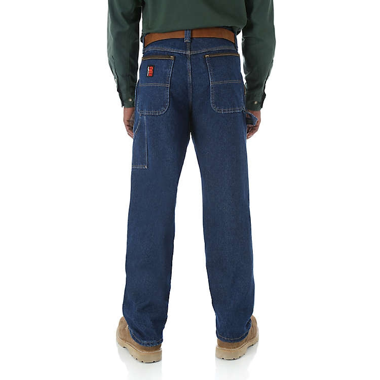 Wrangler Riggs Workwear Carpenter Pant/Jean-Relaxed Fit