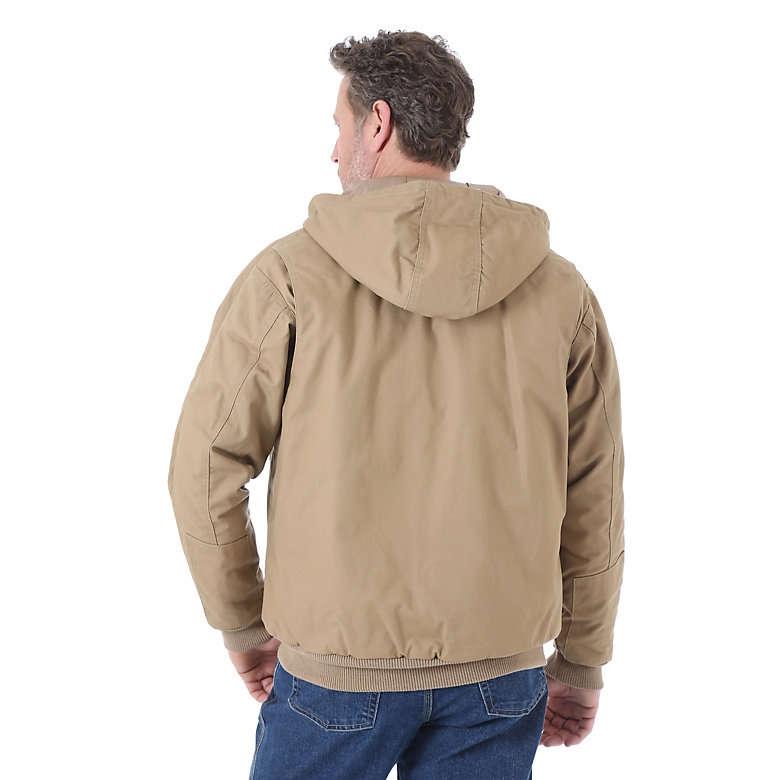 Wrangler Riggs Workwear Hooded Utility Jacket