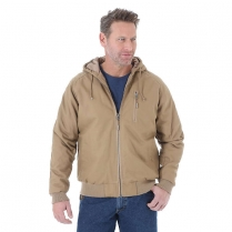 Wrangler Riggs Workwear Hooded Utility Jacket