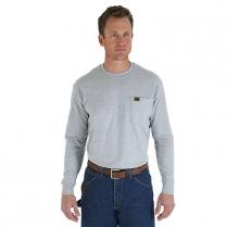 Wrangler Riggs Workwear Rugged Wear Long Sleeve T-Shirt