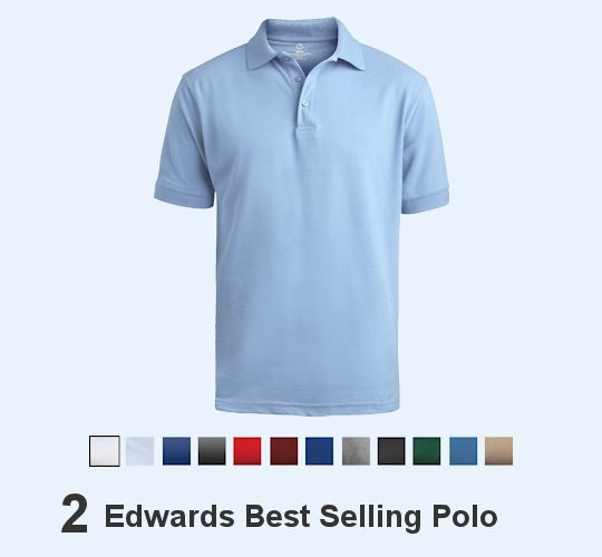 EDWARDS 1500 BLENDED POLO