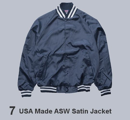 ASW SATIN AWARD JACKET