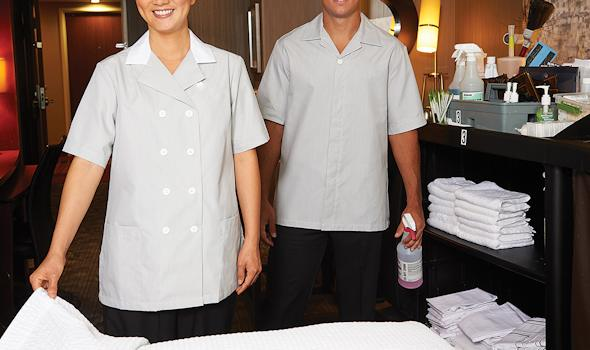 Build a Uniform Workshop - Edwards Essential Junior Cord and Pincord Housekeeping Collection