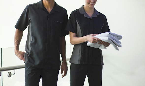 Build a Uniform Workshop - Edwards Premier Housekeeping Collection