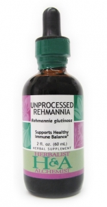 Unprocessed Rehmannia Extract