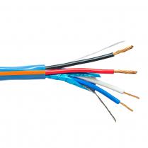 Provo Lutron QS Cable 16-2c STR + 22-1pr STR FL SH CSA CMG FT4 UL RoHS – White