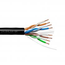 Provo UTP Cable 23-4pr SBC UNSH CAT6A 500MHz CMR CSA FT4 UL RoHS – Black JKT