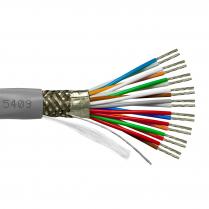Provo Multi-Pair Low Cap 24-9pr STC 100% FL SH + 90% TC BRD SH 80°C CSA FT4 UL RoHS – Grey
