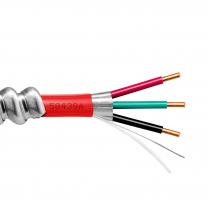 Provo Multi-Conductor Fire Alarm 14-3c SBC FL SH AIA CSA FT4 UL RoHS – Red JKT