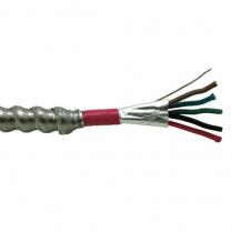 Provo Multi-Conductor Fire Alarm 14-5c SBC FL SH AIA CSA FT4 UL RoHS – Red JKT