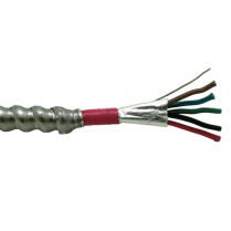 Provo Multi-Conductor Fire Alarm 16-4c SBC FL SH AIA CSA FT4 UL RoHS – Red JKT