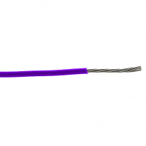 """Provo Type """"B"""" 18 AWG STC RoHS – Violet JKT"""