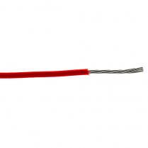 """Provo Type """"B"""" 18 AWG STC RoHS – Red JKT"""
