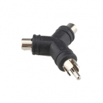 Provo RCA Plug to RCA Double Jack