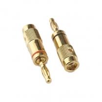 Provo HighEnd Banana Plug GOLD PLTD - FX800 or Smaller