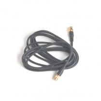 Provo Mini 75ohm BNC Plug to BNC Plug GOLD ENDS - 6ft.