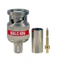 Belden 3pc RG59 BNC HD Connector – 50 pcs