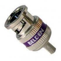 Belden 3pc BNC Mini 75 Ohm Crimp HD SDI Plug – 50 pcs