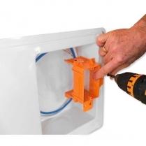 BackBoxx JR Maintains Vapor Barrier integrity