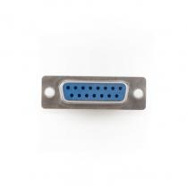 Provo 15 Pin Female High Density Solder Type