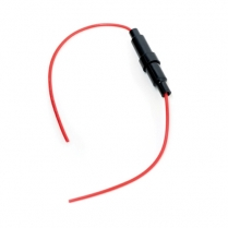 Provo Plastic Fuse Holder w/Wire 22awg