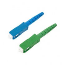 Ilsintech Splice On Connector SC OM3 UPC 900 micron