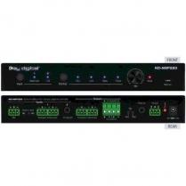 Key Digital 2 Channel 20 Watt Per Channel Compact Digital Amplifier