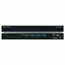 Key Digital 4x4 4K/18G HDMI Matrix Switch