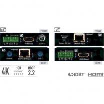 Key Digital Power over HDBaseT/HDMI Single Cat5E/6 w/HDR10, HDCP2.2, 4k