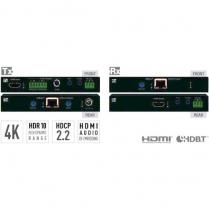 Key Digital Power over HDBaseT/HDMI Audio De-Embedding HDR10 HDCP2.2 4K