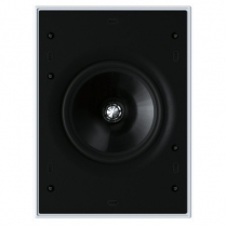 """KEF 8"""" Rectangle InCeiling  and InWall Ultra Thin Bezel Loudspeaker"""