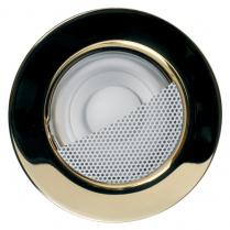 """KEF Powerful 2"""" Full Range 50watt InCeiling and InWall Speakers – Brass"""