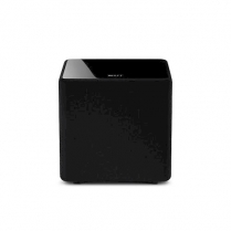 KEF Subwoofer 1 x 8in Woofer 300w RMS Gloss Black