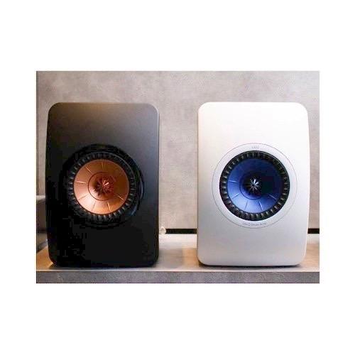 KEF Mini Monitor Speaker 2 Way Bass Reflex UniQ Driver Array - White