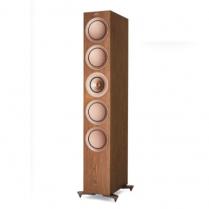 KEF R Series Floorstanding Loud Speaker (each) - Wallnut