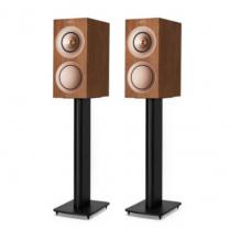 KEF R3 Bookshelf Speaker - EA - Walnut