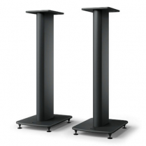 KEF Speaker S2 Stand Pair For LS Series or any Bookshelf that can fit - Black