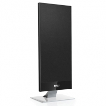 KEF 2way Closed Box Satellite Speaker Wall or Stand Mount