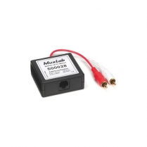 MuxLab VideoEase Stereo HiFi Balun - 2 pack
