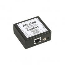 Muxlab VideoEase VGA Balun 11 DB15F Monitor Side